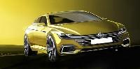 Sport Coupe Concept GTE fasziniert mit exklusivem Sportwagendesign
