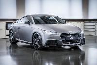 Abt-getunter Audi TT im Waffenlook in Genf 2015