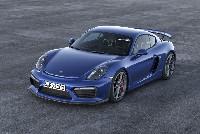 Österreich-Informationen zum Porsche Cayman GT4