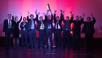 Autohaus Priewasser ist Siegerteam im nationalen Finale des Audi Twin Cup