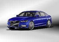 Der neue Audi A6 L e-tron für China