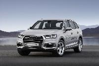 Audi Q7 e-tron 2.0 TFSI quattro für China