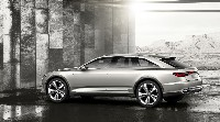 das Showcar Audi prologue allroad