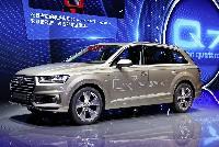 Q7 E-Tron 2.0 TFSI Quattro: Neues SUV-Modell für Asiens Audi-Fans