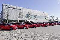 Audi mit neuen Projekten beim