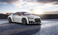 Wörthersee: die Technikstudie Audi TT clubsport turbo