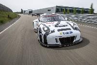 Leichter, sparsamer, schneller: Der neue 911 GT3 R