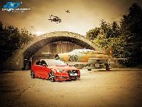 ap Sportfahrwerke erweitert Lieferprogramm um neuen Audi A3