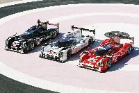 Der Porsche 919 Hybrid bekennt Farbe