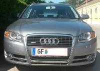 Audi A4 Avant 3,0 TDI Quatro