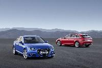 Die neuen Audi A4 und A4 Avant