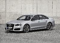 Spitze der Sportlichkeit - der neue Audi S8 plus
