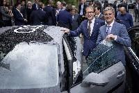Audi-Chef Stadler trifft G7-Verkehrsminister: Künstliche Intelligenz kann Leben retten