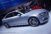 Österreich-Informationen zur neuen Audi A4 Limousine