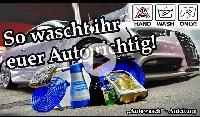 Das Auto richtig selber waschen
