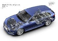 Power aus Gas: Der neue Audi A4 Avant g-tron