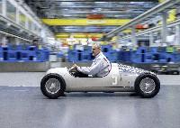 Audi Werkzeugbau druckt Auto Union Typ C
