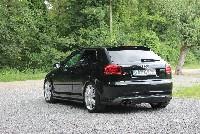 Audi S3 8P jetzt mit H&R Monotube Gewindefahrwerk
