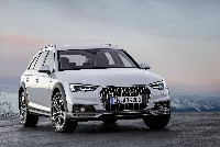 Der Audi A4 allroad quattro