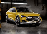 Zero emission: Der Audi h-tron quattro concept