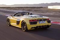 Der neue Audi R8 Spyder V10