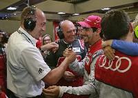 Audi feiert in Spa ersten WEC-Saisonsieg
