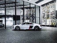 Sonderedition des Audi R8 Coupe V10 plus - selection 24h
