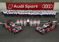 24 Stunden von Le Mans: Härtestes Rennen des Jahres für Audi