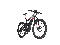 Das Audi Sport e-tron Mountain Bike
