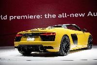Start frei für den neuen Audi R8 Spyder V10