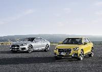 Q2, A5 und S5 Coupe ab sofort bestellbar