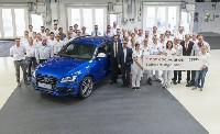 1 Million Audi Q5 aus Ingolstadt