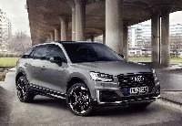 Sportliches Sondermodell: der Audi Q2 Edition #1