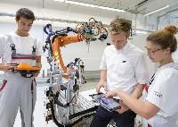 Berufsstart in die digitale Zukunft