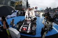 Porsche gewinnt das WEC-Debüt, Audi in turbulentem Rennen Zweiter in Mexiko