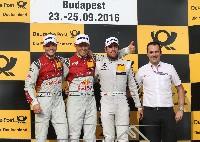 Doppelsieg, aber auch Frust für Audi in der DTM
