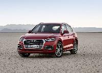Die zweite Generation des Audi Q5