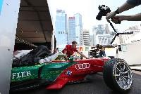 Formel E erstmals im Zeichen der Vier Ringe