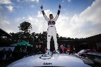 Mattias Ekström ist Rallycross-Weltmeister