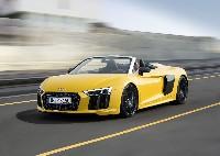 Österreich-Informationen zum neuen Audi R8 Spyder