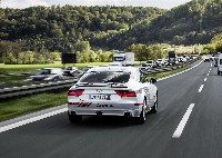 Audi engagiert sich im Digitalen Testfeld Autobahn
