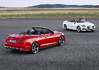 Das neue Audi A5 und S5 Cabriolet