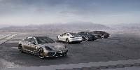 Weltpremiere der Panamera Executive-Modelle und des 911 RSR