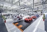 Audi R8 - 96 Stunden Innovation