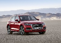 Österreich-Informationen zum neuen Audi Q5
