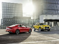 Euro NCAP: fünf Sterne für Audi A5 und Audi Q2