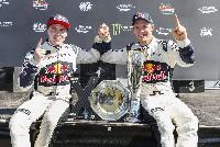 Mattias Ekström und EKS gewinnen Teamtitel in der Rallycross-Weltmeisterschaft