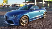 Audi TTRS Plus Roadster