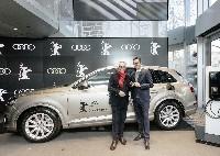 Audi bis 2019 bei den Internationalen Filmfestspielen Berlin