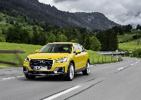 Auszeichnungen für Audi von Oktober bis Dezember